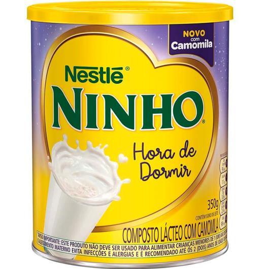 Composto Lácteo com camomila Ninho 350g - Imagem em destaque