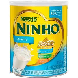 Leite em Pó levinho Semidesnatado Ninho 350g