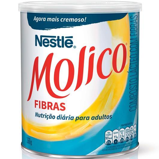 Composto Lácteo fibras Molico 260g - Imagem em destaque