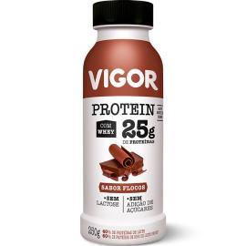 Iogurte flocos Protein Vigor 250g