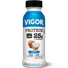 Iogurte coco Protein Vigor 250g
