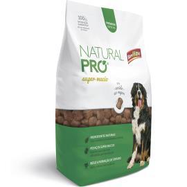 Alimento para Cães adulto macios Natural Pró Baw Waw 400g