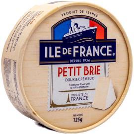 QUEIJO ILE DE FRANCE BRIE 125g