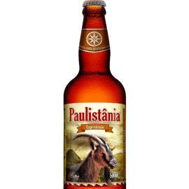 Cerveja capricórnio Paulistânia garrafa 500ml