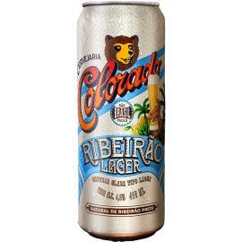 Cerveja ribeirão lager Colorado 410ml