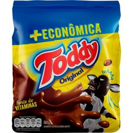 Achocolatado em pó Toddy sachê 560g