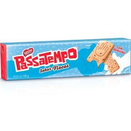 Biscoito PASSATEMPO Flocos 150g