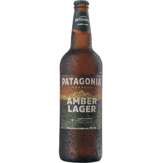 Cerveja amber lager Patagonia 740ml - Imagem em destaque