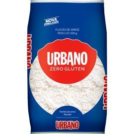 Flocão de arroz zero glúten Urbano 500g