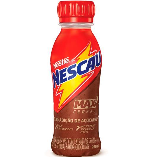 Bebida láctea de chocolate max cereal Nestlé 200ml - Imagem em destaque