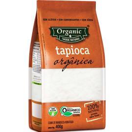 Goma de mandioca para tapioca Organic 400g