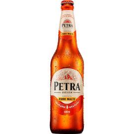 Cerveja puro malte Petra 600ml