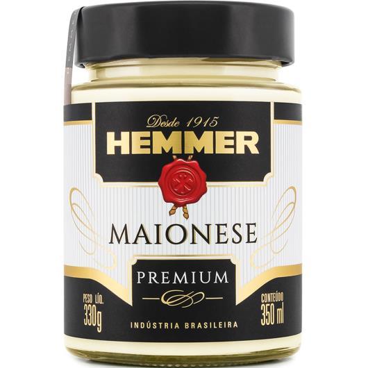 Maionese premium Hemmer 330g - Imagem em destaque
