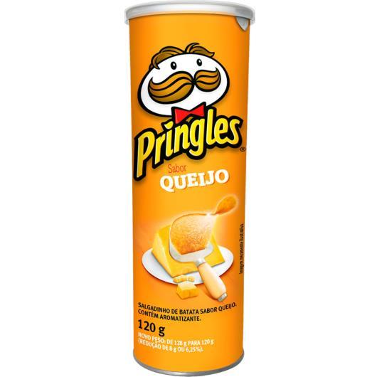 Batata de queijo Pringles 120g - Imagem em destaque