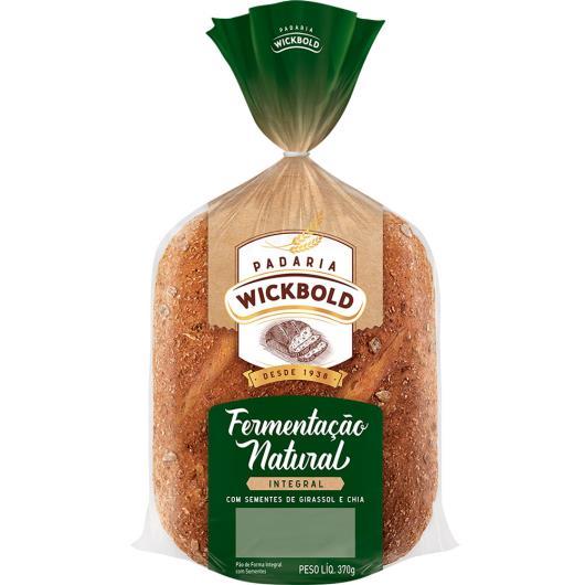 Pão integral fermentação natural Wickbold 370g - Imagem em destaque