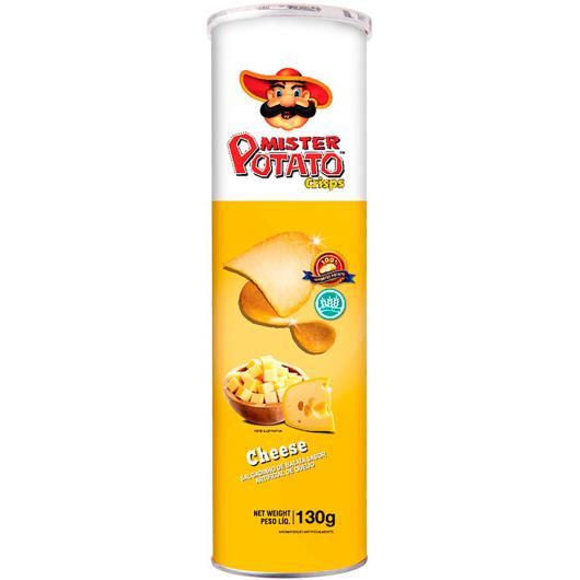 Batata crisps cheese Mister Potato 130g - Imagem em destaque