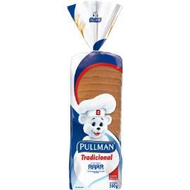 Pão de Forma Pullman Tradicional 500g