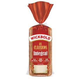 Pão integral Wickbold 450g