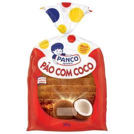 Pão Panco de coco  350g