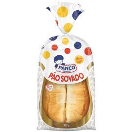 Pão Sovado Panco 500g