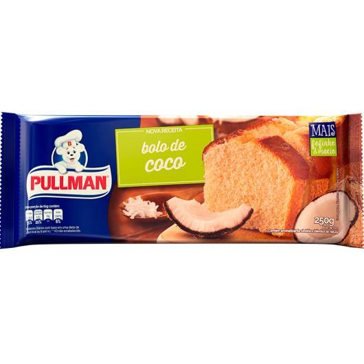 Bolo de coco Pullman 250g - Imagem em destaque