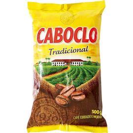 Café Caboclo torrado moído 500g