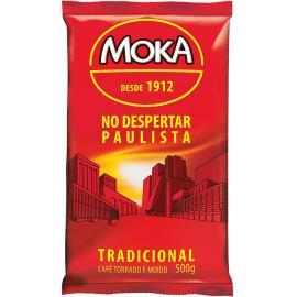 Café Moka Tradicional torrado moído 500g