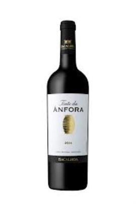 Vinho Portugal tinto Ãnfora vidro 750ml