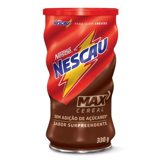 Achocolatado em Pó NESCAU Max 330g - Imagem em destaque