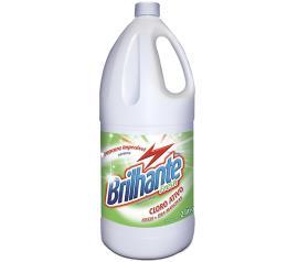 Alvejante Brilhante fresh 2L