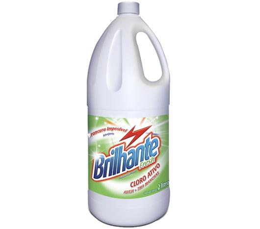 Alvejante Brilhante fresh 2L - Imagem em destaque