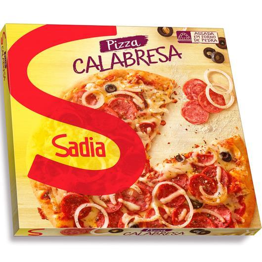 Pizza Sadia calabresa 460g - Imagem em destaque