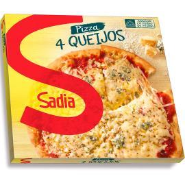 Pizza 4 queijos Sadia 460g