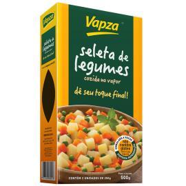 Seleta de legumes longa vida Vapza 500g