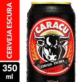 Cerveja Caracu lata 350ml