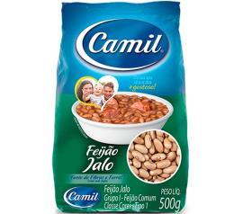 Feijão Jalo Camil 500g