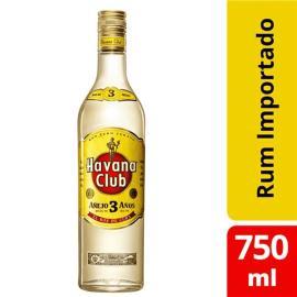 Rum Havana Club 3 anos 750ml