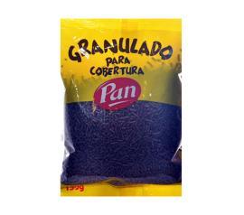 Confeito granulado Pan chocolate 150g
