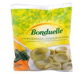 Fundo de alcachofra congelada Bonduelle 400 g
