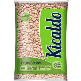 Feijão Carioca Kicaldo 1kg