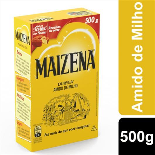 Amido Maizena de Milho 500g - Imagem em destaque