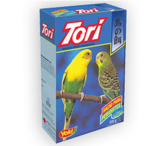 Ração para periquitos Tori 500g - Imagem em destaque