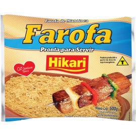 Farofa de mandioca pronta Hikari 500g