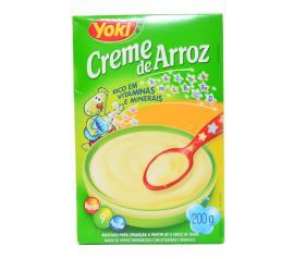 Creme Yoki de arroz 200g