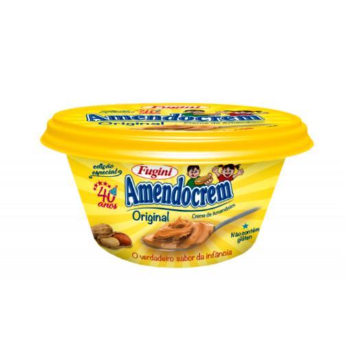 Creme de amendoim Amendocrem 200g - Imagem em destaque