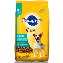 Ração Pedigree para raças pequenas 10,1kg