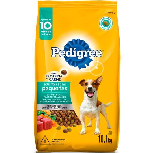Ração Pedigree para raças pequenas 10,1kg - Imagem em destaque