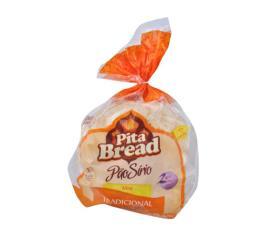 Mini Pita-Bread pão sírio  300g