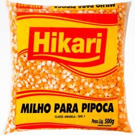Milho para pipoca Hikari show 500g