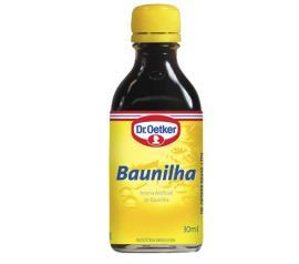 Aroma de baunilha Oetker 30ml